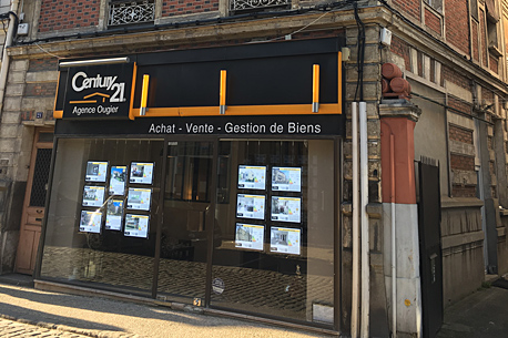 Agence immobilière CENTURY 21 Agence Ougier, 91800 BRUNOY